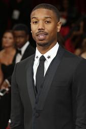 Michael B. Jordan Künstlerporträt 841520 Michael B. Jordan / 86th Academy Awards 2014 / Oscar 2014