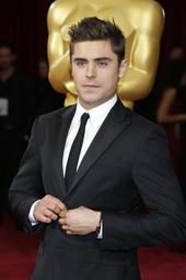 Zac Efron Künstlerporträt 841932 Zac Efron / 86th Academy Awards 2014 / Oscar 2014