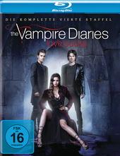 The Vampire Diaries - Die komplette vierte Staffel (4 Discs) Filmplakat