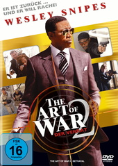 Art of War 2: Der Verrat Filmplakat