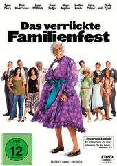 Das verrückte Familienfest Filmplakat