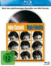 High Fidelity Filmplakat