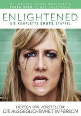 Enlightened - Die komplette 1. Staffel (2 Discs) Filmplakat