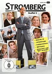 Stromberg - Staffel 3 (2 Discs) Filmplakat