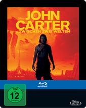 John Carter - Zwischen zwei Welten (Steelbook) Filmplakat