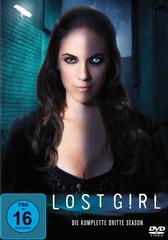 Lost Girl - Die komplette dritte Season (3 Discs) Filmplakat