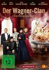 Der Clan. Die Geschichte der Familie Wagner (+ Audio-CD) Filmplakat