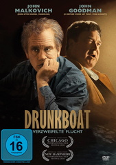 Drunkboat - Verzweifelte Flucht Filmplakat