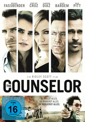 The Counselor Filmplakat