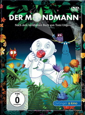 Der Mondmann (nur für den Buchhandel) Filmplakat