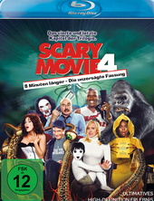 Scary Movie 4 Filmplakat