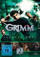 Grimm - Staffel zwei (6 Discs) Filmplakat