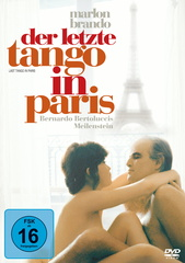 Der letzte Tango in Paris Filmplakat