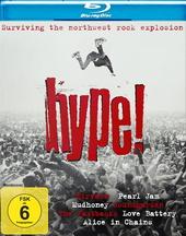 Hype! Filmplakat