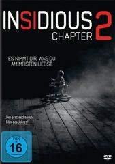 Insidious: Chapter 2 Filmplakat