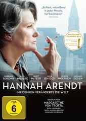 Hannah Arendt - Ihr Denken veränderte die Welt Filmplakat