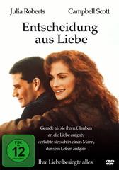 Entscheidung aus Liebe Filmplakat