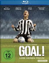 Goal! - Lebe deinen Traum Filmplakat