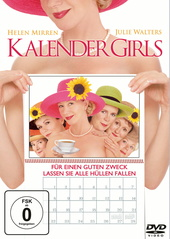 Kalender Girls Filmplakat