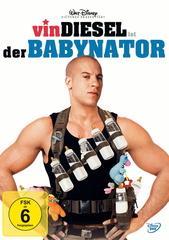 Der Babynator Filmplakat