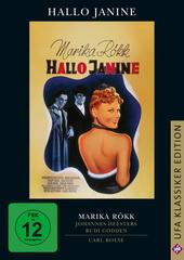 Hallo Janine! Filmplakat