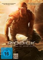 Riddick - Überleben ist seine Rache Filmplakat