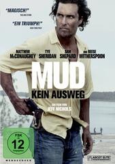 Mud - Kein Ausweg Filmplakat
