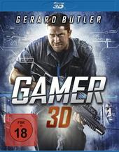 Gamer (Blu-ray 3D) Filmplakat