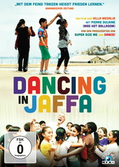 Dancing in Jaffa Filmplakat