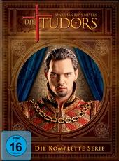 Die Tudors - Die komplette Serie (13 Discs) Filmplakat