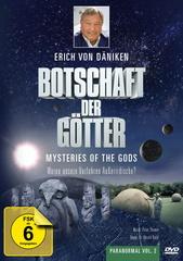 Paranormal, Vol. 2 - Botschaft der Götter (Einzel-Disc) Filmplakat