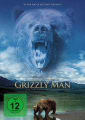 Grizzly Man Filmplakat