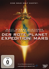 Der rote Planet - Expedition Mars Filmplakat