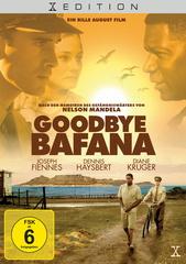 Goodbye Bafana Filmplakat