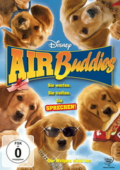 Air Buddies Filmplakat