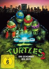Turtles 2 - Das Geheimnis des Ooze Filmplakat