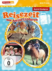Astrid Lindgren: Reisezeit mit Astrid Lindgren Filmplakat