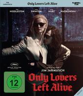 Only Lovers Left Alive Filmplakat