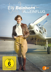 Alleinflug - Elly Beinhorn Filmplakat