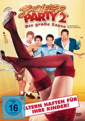 Bachelor Party 2 - Die große Sause Filmplakat