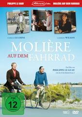 Molière auf dem Fahrrad Filmplakat