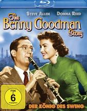 Die Benny Goodman Story Filmplakat