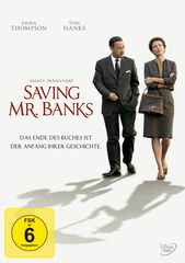 Saving Mr. Banks Filmplakat