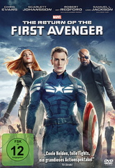 The Return of the First Avenger Filmplakat