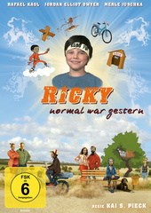 Ricky - Normal war gestern Filmplakat