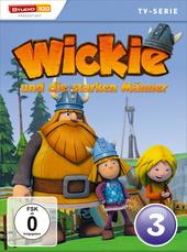 Wickie und die starken Männer - DVD 3 Filmplakat
