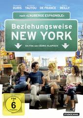 Beziehungsweise New York Filmplakat