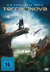 Terra Nova - Die komplette Serie (4 Discs) Filmplakat