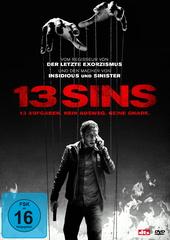 13 Sins Filmplakat