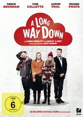 A Long Way Down Filmplakat